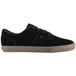 Fallen Chief XI Shoes - Black/Gum