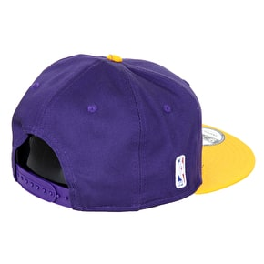New Era NBA 9FIFTY LA Lakers Snapback Cap