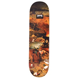 Creature Death Rides Everslick Skateboard Deck