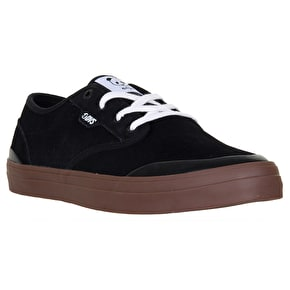 DVS Cedar Skate Shoes - Black Suede