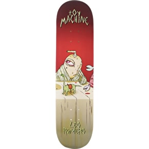 Toy Machine Romero Last Supper Pro Skateboard Deck - 8.125