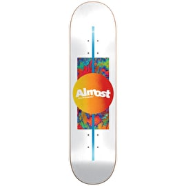 Almost Gradient HYB Skateboard Deck 8