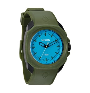 Nixon The Ruckus Watch - Surplus/Black/Blue