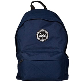Hype Badge Backpack - French Navy