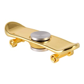 Grand Gopher Finger Skateboard Fidget Spinner - Gold