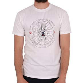 Independent Widow T-Shirt - White