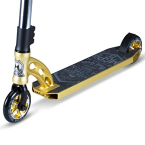 MGP VX7 Team Complete Scooter - Gold/Chrome