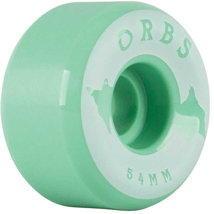 Welcome Spectres - Conical - Solids Skateboard Wheels 54mm - Mint