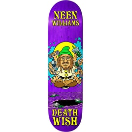 Deathwish Happy Place - Williams Skateboard Deck 8.125