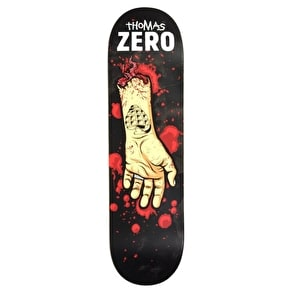 Zero Skateboard Deck - Severed Ties R7 Thomas 8.375