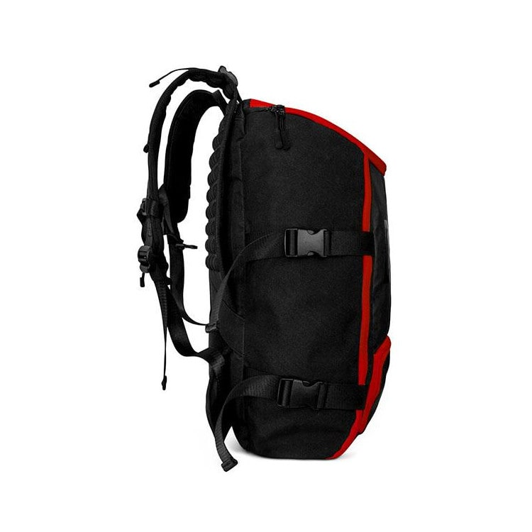 Bont Back Pack Skate Bag - Black/Red