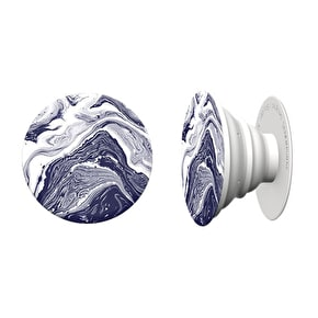Popsockets - Black & White Marble