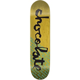 Chocolate The Original Chunk Skateboard Deck - Perez 8.375
