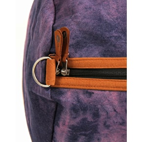 Mi-Pac Duffel Bag - Acid Purple Denim