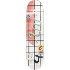 Isle Grid Series Skateboard Deck - Jones 8.125