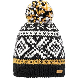 Barts Log Cabin Beanie - Black
