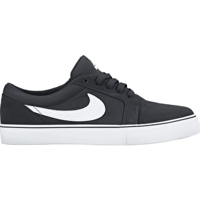 Nike SB Satire II Kids Shoes - Black/White