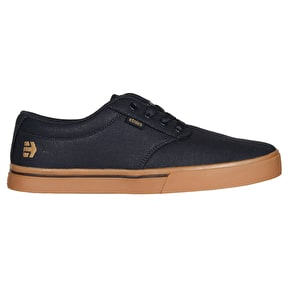 Etnies Jameson 2 Eco Skate Shoes - Navy/Tan