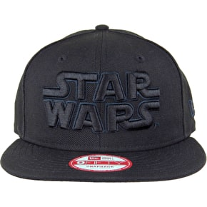 New Era Star Wars 9Fifty Cap - Black