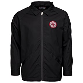 Independent Speed Kills Coach Jacket - Black