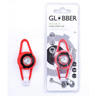 Globber Flash Light LED - Red