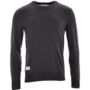 WeSC Anwar Sweater - Grey Melange