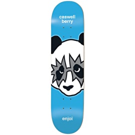 Enjoi KISS R7 Skateboard Deck - Caswell Berry 8.125