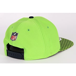 New Era NFL Sideline 9Fifty Cap - Seattle Seahawks