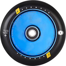 UrbanArtt Hollow Core V2 110mm Scooter Wheel - Neo Blue