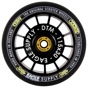 Eagle Radix DTM Hollowtech 115mm Scooter Wheel - Black