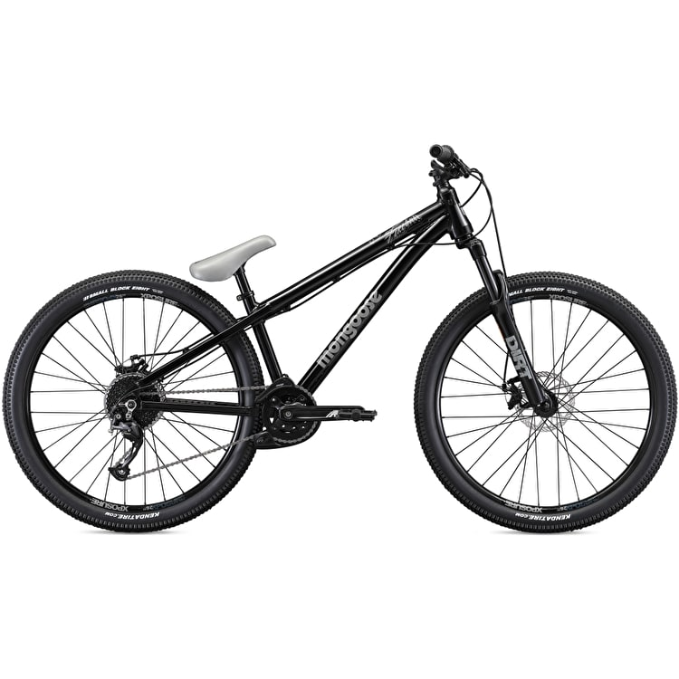 Mongoose 26'' M Fireball Complete BMX - Black