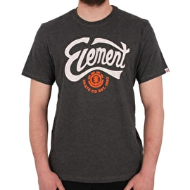 Element Bump T-Shirt - Charcoal Heather