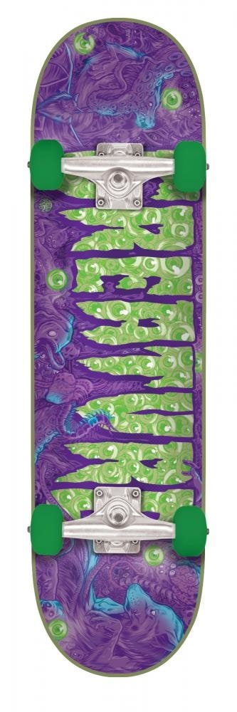 Image of Creature Detox Complete Skateboard - 8""