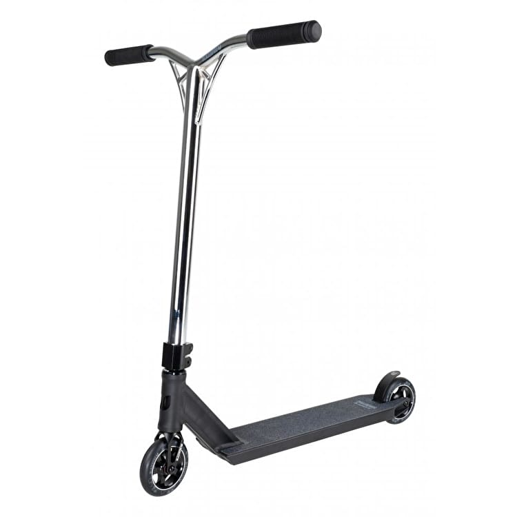 Blazer Pro Seismic Complete Scooter - Chrome/Black