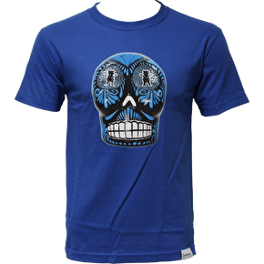 Grizzly P-Rod Skull T-Shirt - Royal