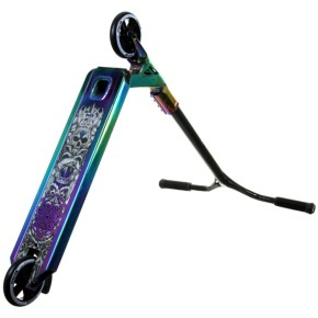 Blunt Custom Scooter - Max Peters Sig Neochrome/Black