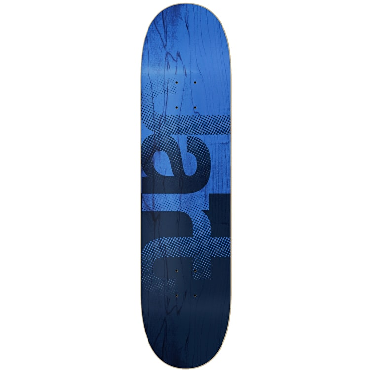 Jart Fog Skateboard Deck - Blue 7.87""