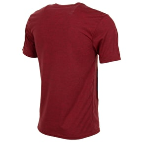 Fox Closed Circuit T-Shirt - Heather Red