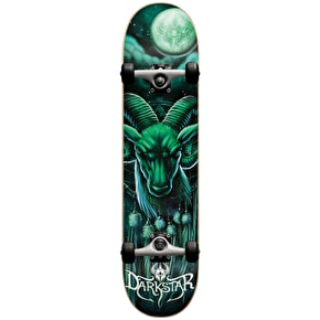 Darkstar Youth Complete Skateboard - Spirit Guide Green 7.375