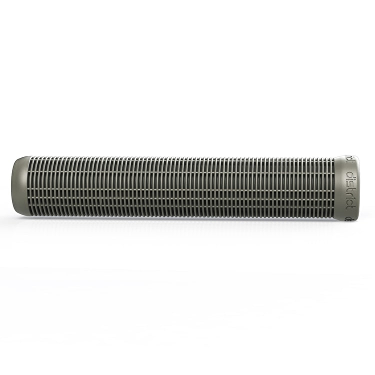 District S-Series G15L Scooter Grips - Grey