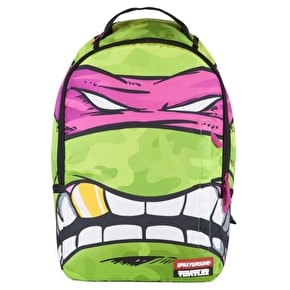 Sprayground Pink Mask (TMNT Collab) Backpack