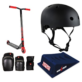 Nitro Circus CX3 Complete Scooter Deluxe Bundle