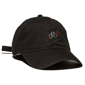 Grizzly Games Dad Hat - Black