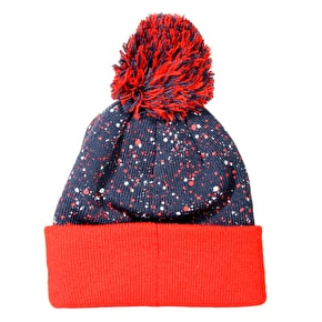 New Era NFL Speckled Team Kids Beanie - New England Patriots