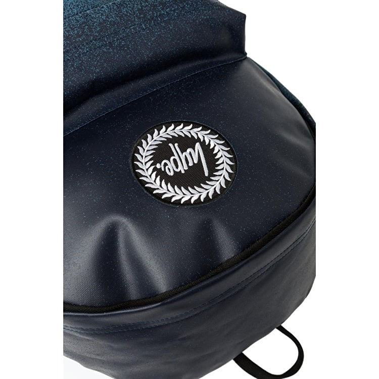 Hype Ocean Fade Backpack - Navy/Blue