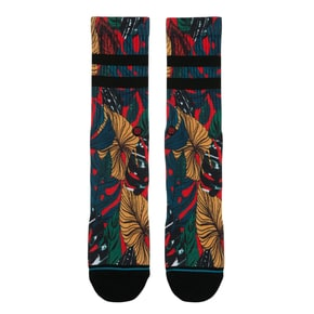 Stance House Plant Socks - Red
