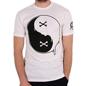Neff Balance Of Bone T-Shirt - White