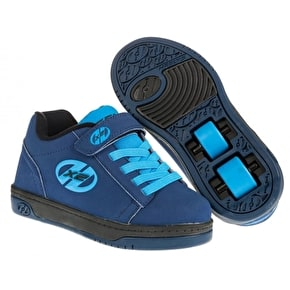 Heelys X2 Dual Up - Navy/New Blue