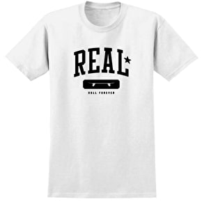 Real T-Shirt - Underclass White