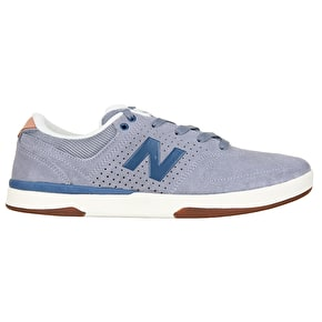 New Balance PJ Stratford Skate Shoes - Thunder/Navy